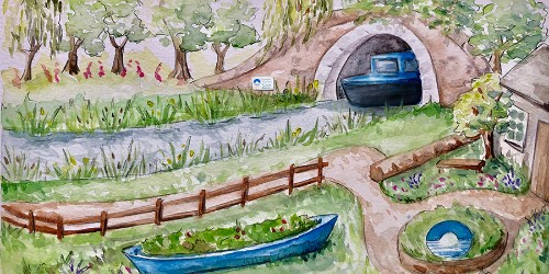 Gardeners' World Live Illustration