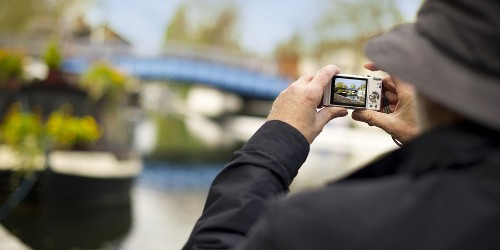 Photography on the canal