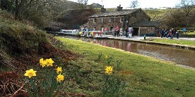Standedge Tunnel, Huddersfield Narrow Canal