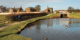 Leeds & Liverpool Canal towpath