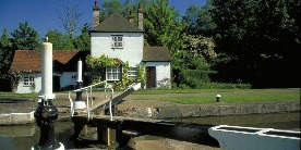 Hatton bottom lock, Grand Union Canal