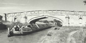 Solomon's Bridge, Grand Union Canal, August 1954 (Arthur Watts Collection, Waterways Archives)