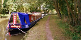 Narrowboat Kantara