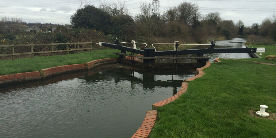 Sheffield Lock, Kennet & Avon