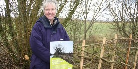 Linda Butterworth, Helping Hedgerows