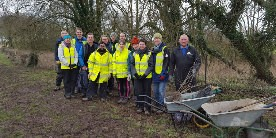 Volunteers for Helping Hedgerows