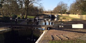 Photo of Hanwell Lock Flight, Grand Union Canal