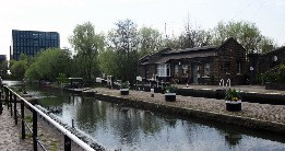 Photo of St Pancras Lock, Regents Canal