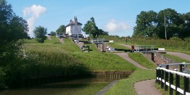 Foxton top lock cottage - courtesy Ian Mullis