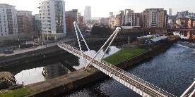 Photo of Leeds Dock