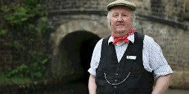 Fred Carter, Standedge Tunnel Guide