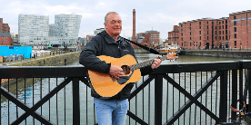 George at Albert Dock