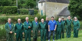 Claverton Pumping Station Volunteers Group