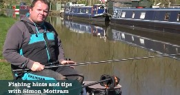 Simon Mottram: improve your canal fishing