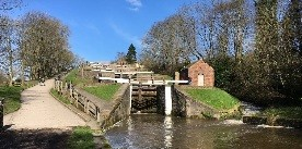 Photo of Bingley Five Rise Locks