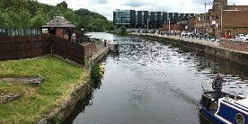 Northwich, River Weaver