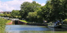 Caen Hill Locks, Kennet & Avon Canal