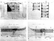 John Rennie's lock drawings