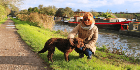 Susie and Maud, Kennet & Avon Canal