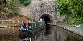 Photo of chirk tunnel