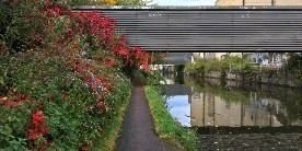 Photo of Acton Lane - Grand Union Canal
