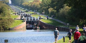 The stunning south west canals