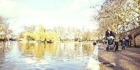 London and South East region, Little Venice