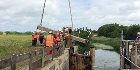 Grantham Canal Lock Works