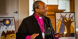Bishop Michael Curry, why anglers should love boaters
