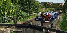 Big Lock, Trent & Mersey Canal, Middlewich