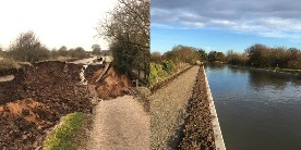 Before and after: the Middlewich Branch breach 2018