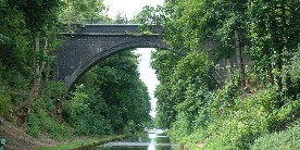 Tower Bridge, Tame Valley Canal
