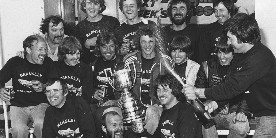 Barnsley Blacks winning team 1979