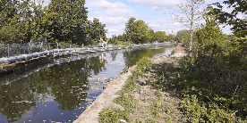 Picture of Lancaster Canal and towpath