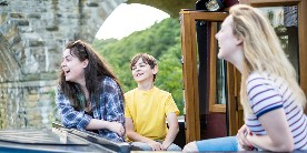 Enjoy the fresh air on a canal boat holiday