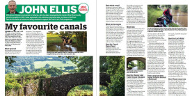 Article in the Angler's Mail by John Ellis