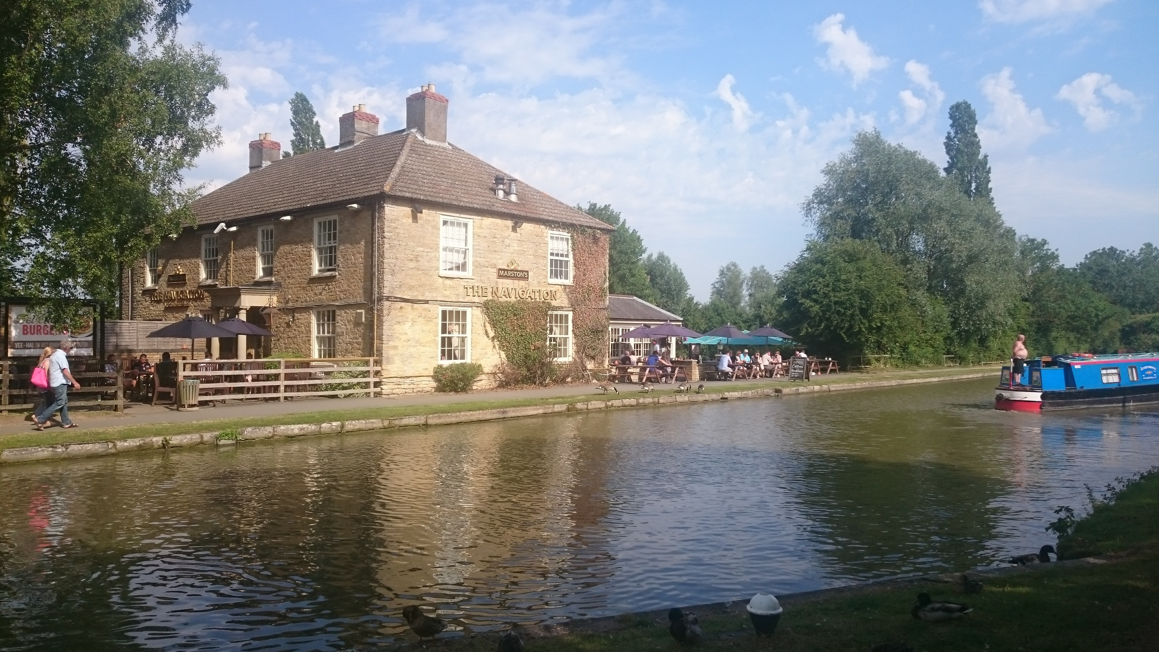 The Navigation, Stoke Bruerne