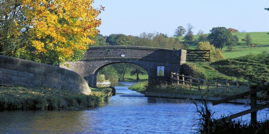 Bridge over Caldon Canal