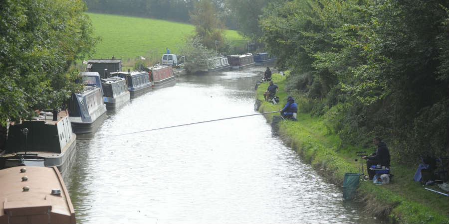 National Canal Angling Championships 2014
