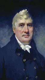 Painted portrait of John Rennie