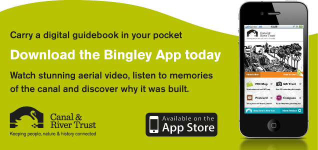 Details of Bingley to Saltaire trail app