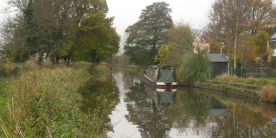 Trent & Mersey Canal at Wolseley Bridge