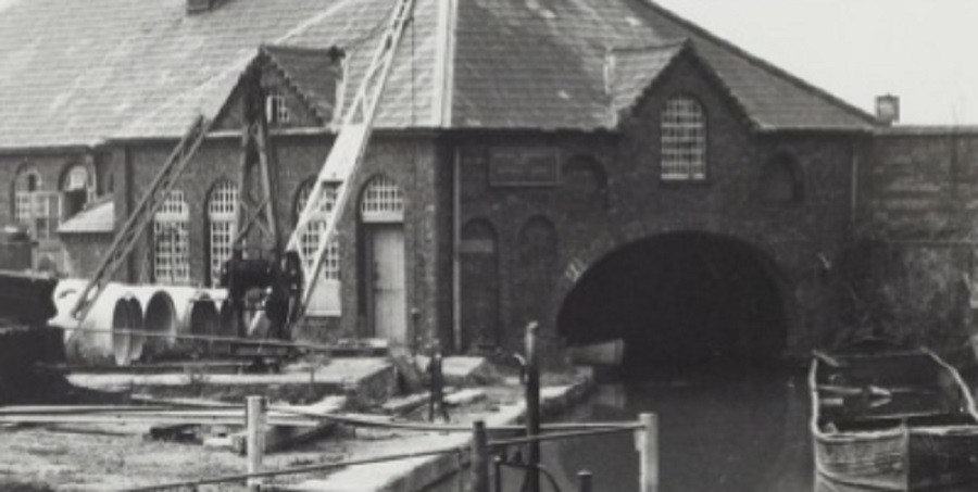 Hartshill Yard in the 1960s