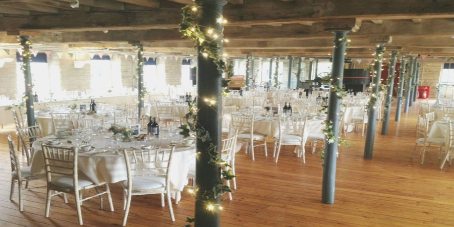 Wedding Reception at Standedge Visitor Centre