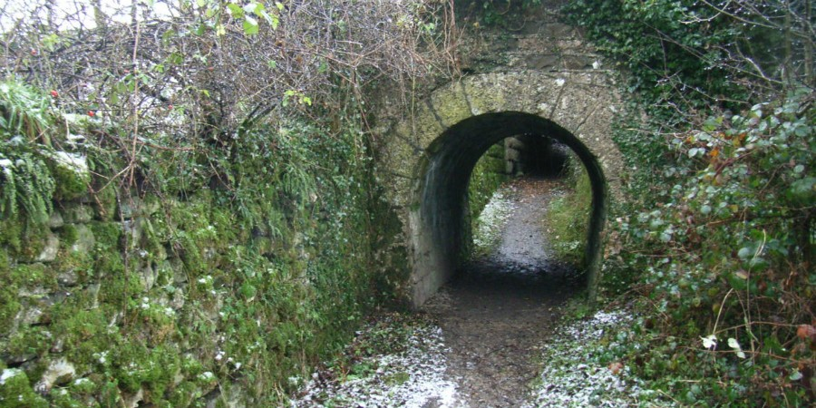 Hincaster Tunnel horse-path