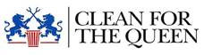 Clean for The Queen logo
