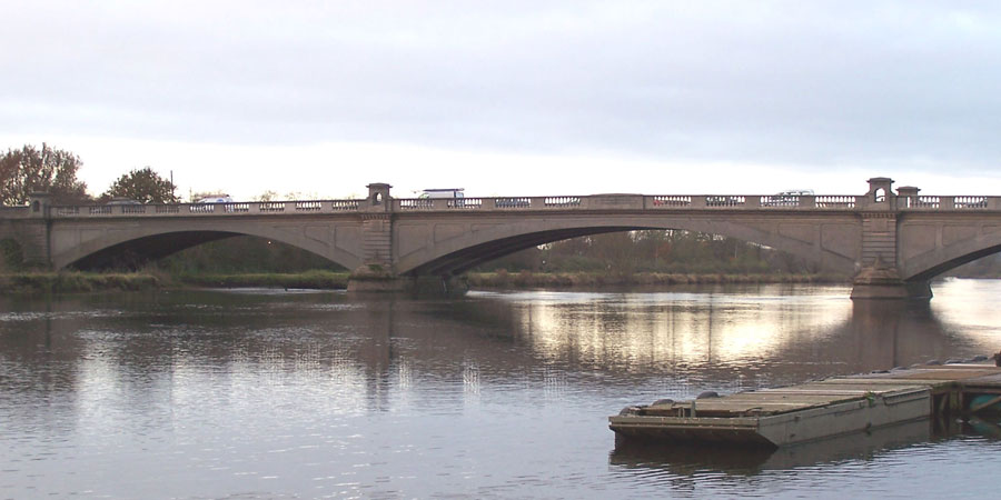 Gunthorpe Bridge, River Trent