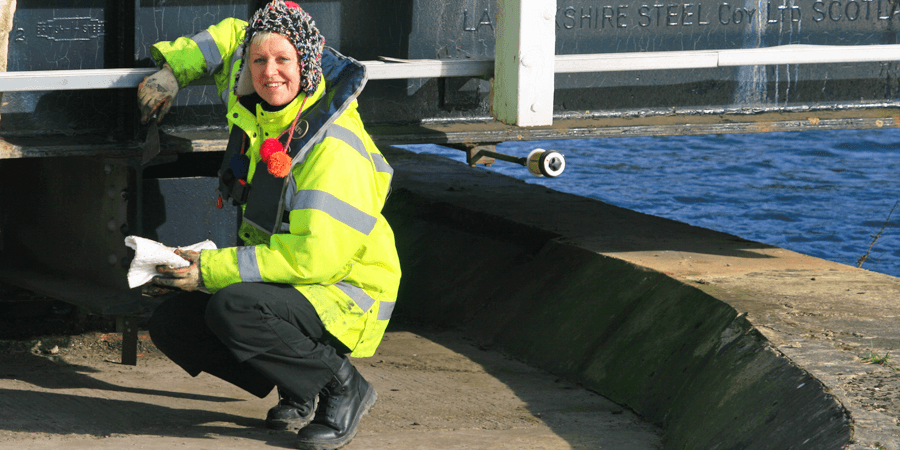 Canal and River Trust Employee