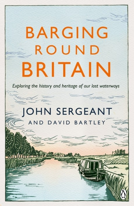 Barging Round Britain book