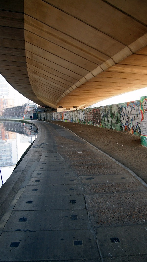 Photo of Westway over the Grand Union Canal at Westbourne Park